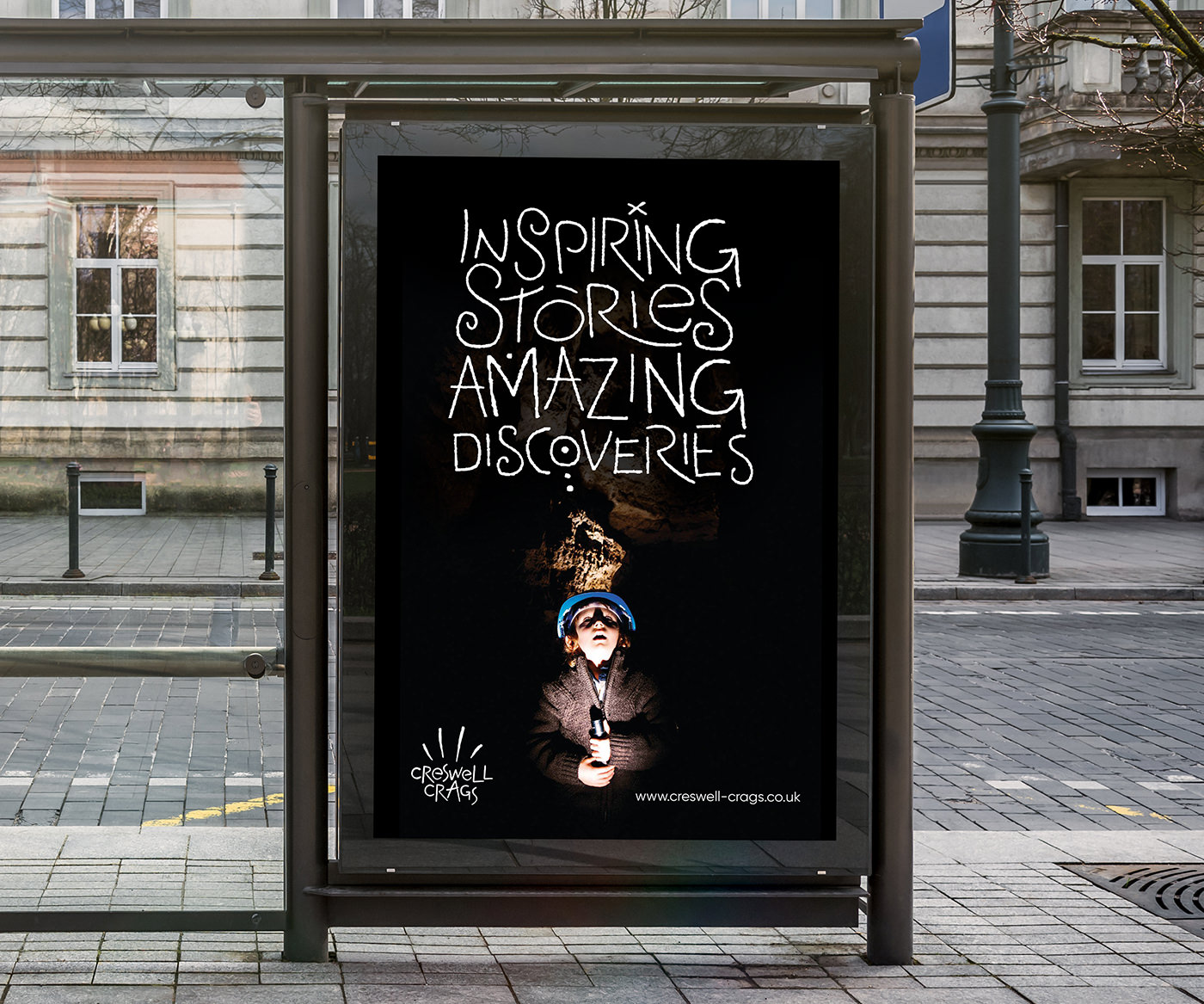 Heritage site advertising campaign
