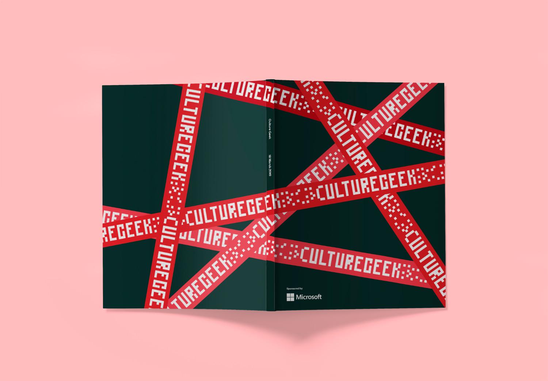 Conference Programme Design for Culture Geek 2019